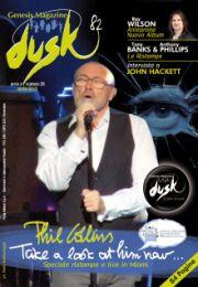 Dusk Genesis Magazine, il numero di aprile